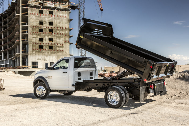 2014 Ram 4500/5500 Chassis Cab
