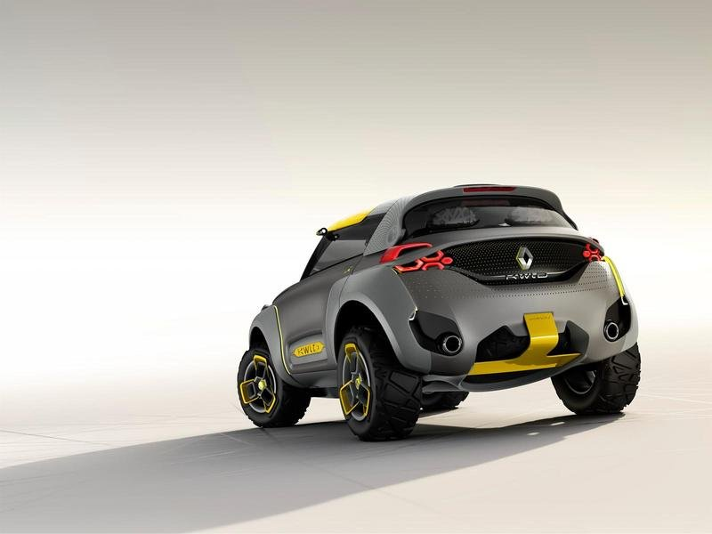 2014 Renault Kwid Concept High Resolution Exterior - image 540703