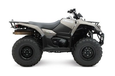 2014 Suzuki KingQuad 400ASi Limited Edition