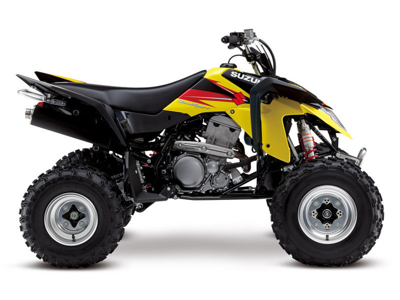 2014 Suzuki QuadSport Z400 High Resolution Exterior - image 542752