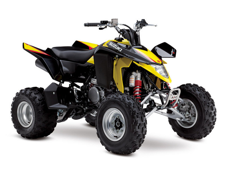 2014 Suzuki QuadSport Z400 High Resolution Exterior - image 542753