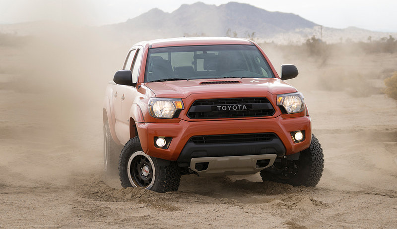 2014 Toyota Tacoma TRD Pro Series High Resolution Exterior - image 541353