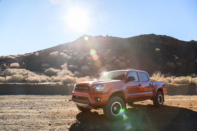2014 Toyota Tacoma TRD Pro Series High Resolution Exterior Wallpaper quality - image 541345