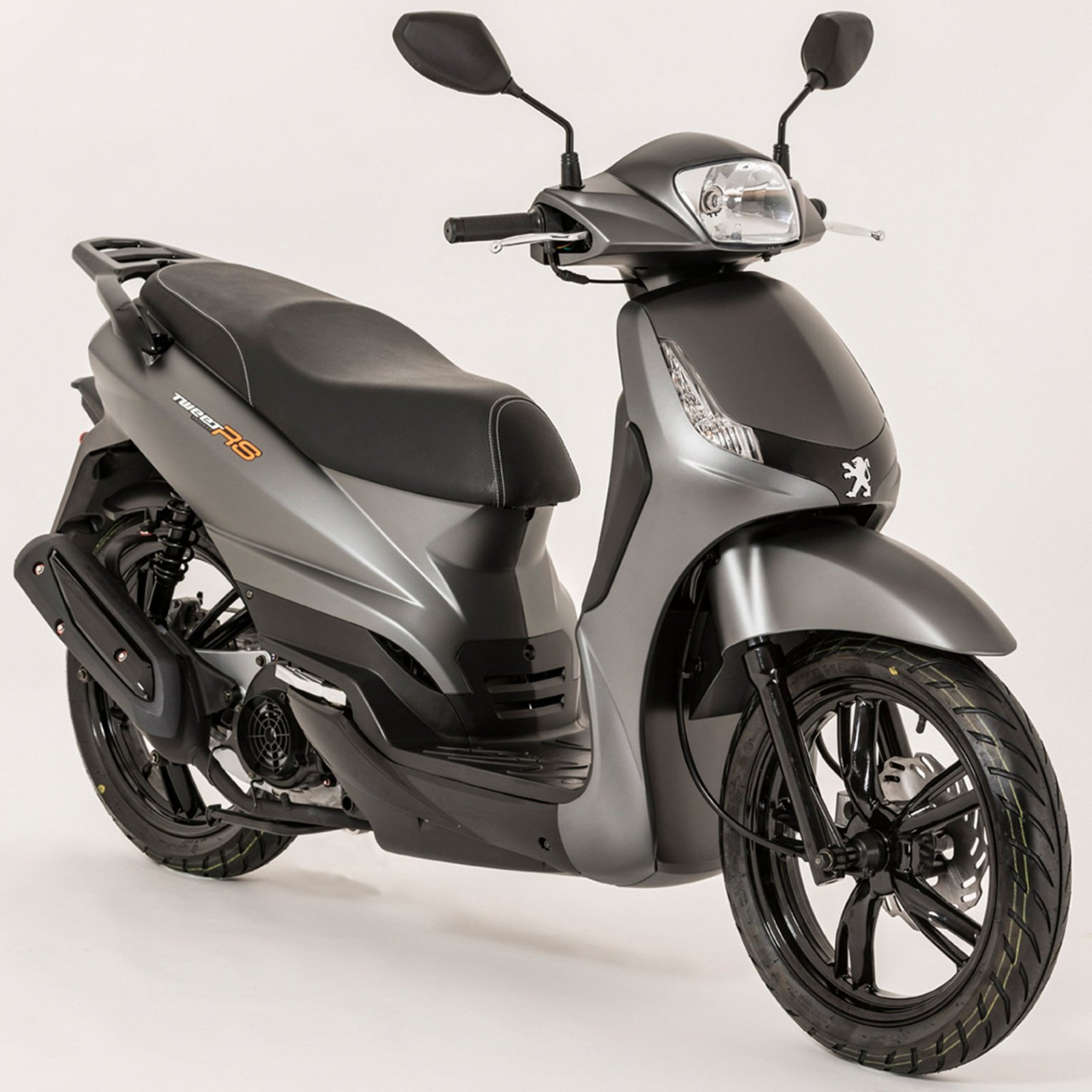 Automatic Transmission Motorcycle >> 2013 Peugeot Tweet RS Review - Top Speed