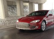 Video: Tesla Model S Breaks Charging-Time Record for a Cross-Country Trip - image 541335