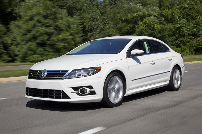 2014 Volkswagen CC High Resolution Exterior - image 542716