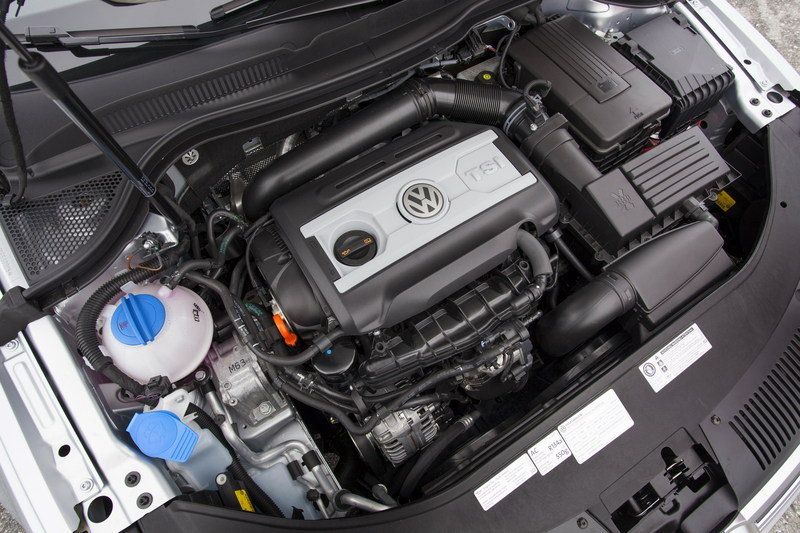 2014 Volkswagen CC High Resolution Drivetrain - image 542724
