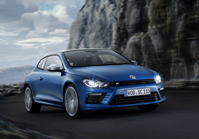 2014 Volkswagen Scirocco R High Resolution Exterior Wallpaper quality - image 542293