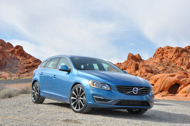 2015 Volvo V60 High Resolution Exterior - image 540430