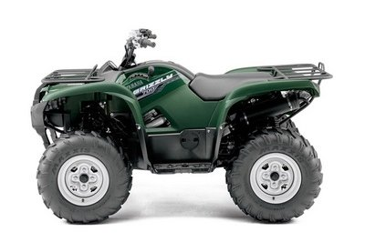 2014 Yamaha Grizzly 700 FI Auto. 4x4 EPS Exterior - image 541423