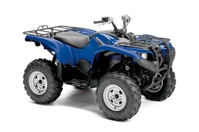 2014 Yamaha Grizzly 700 FI Auto. 4x4 EPS Exterior - image 541426