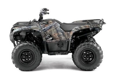 2014 Yamaha Grizzly 700 FI Auto. 4x4 EPS Exterior - image 541427