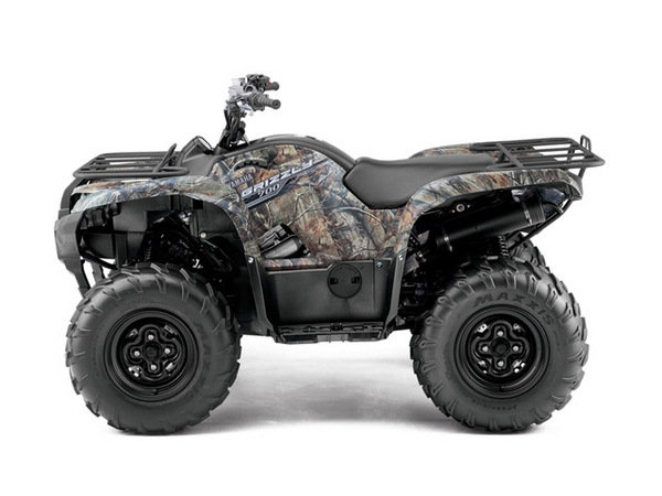 2014 yamaha grizzly 700 fi auto 4x4 eps motorcycle