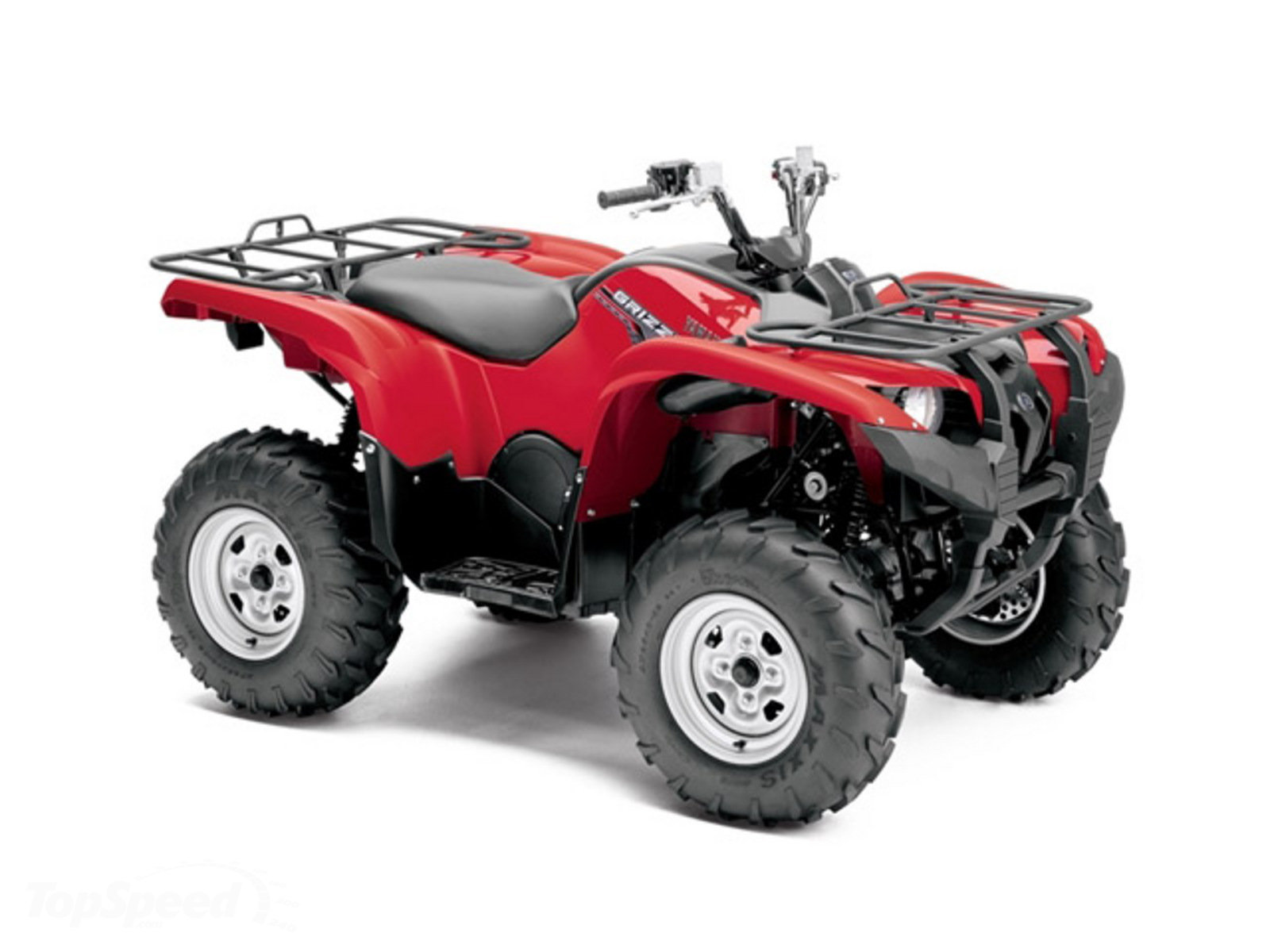 Yamaha Grizzly News And Reviews | Top Speed