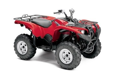 2014 Yamaha Grizzly 700 FI Auto. 4x4 EPS Exterior - image 541430