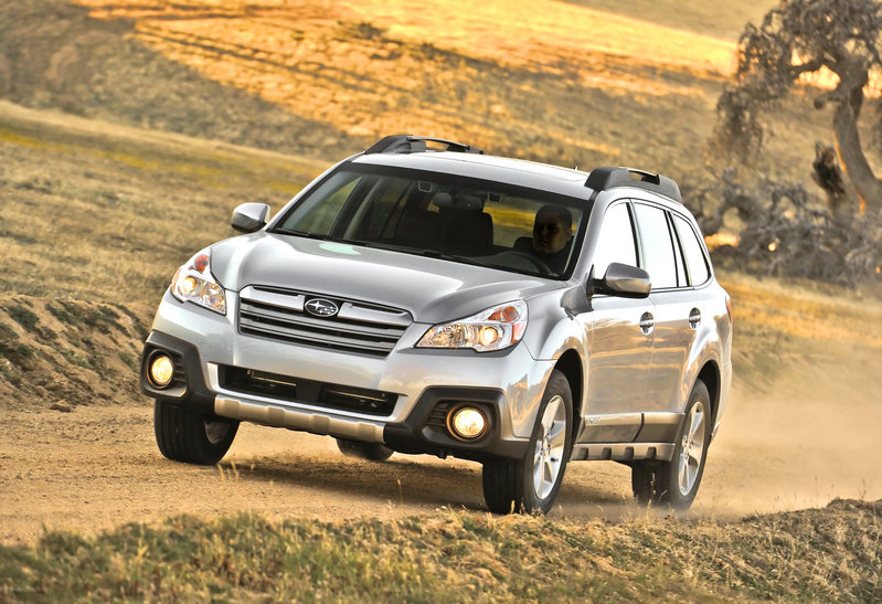 subaru outback review top speed