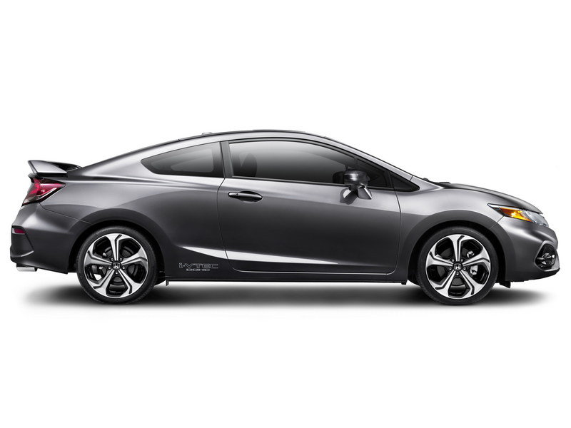 2014 - 2015 Honda Civic Si Coupe High Resolution Exterior - image 545661
