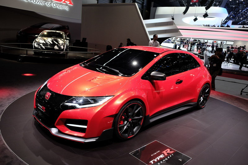 2014 honda civic type r concept review top speed for Honda civic type r top speed
