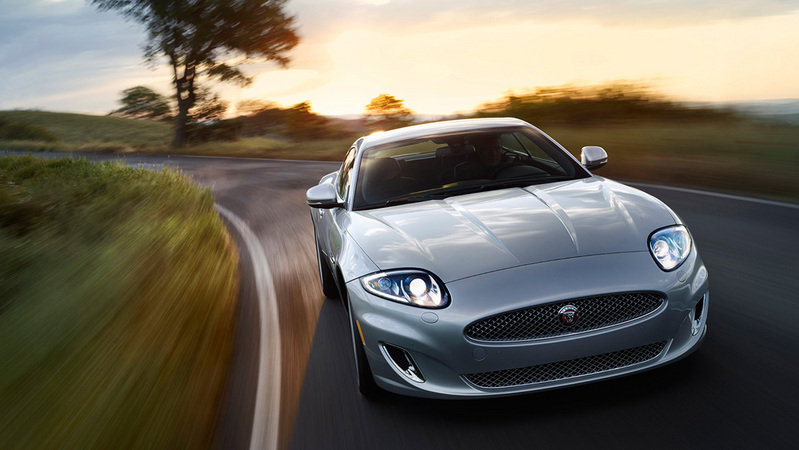 2014 - 2015 Jaguar XK Coupe High Resolution Exterior - image 544297