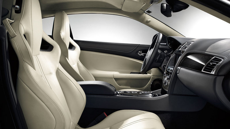 2014 - 2015 Jaguar XK Coupe Interior - image 544300