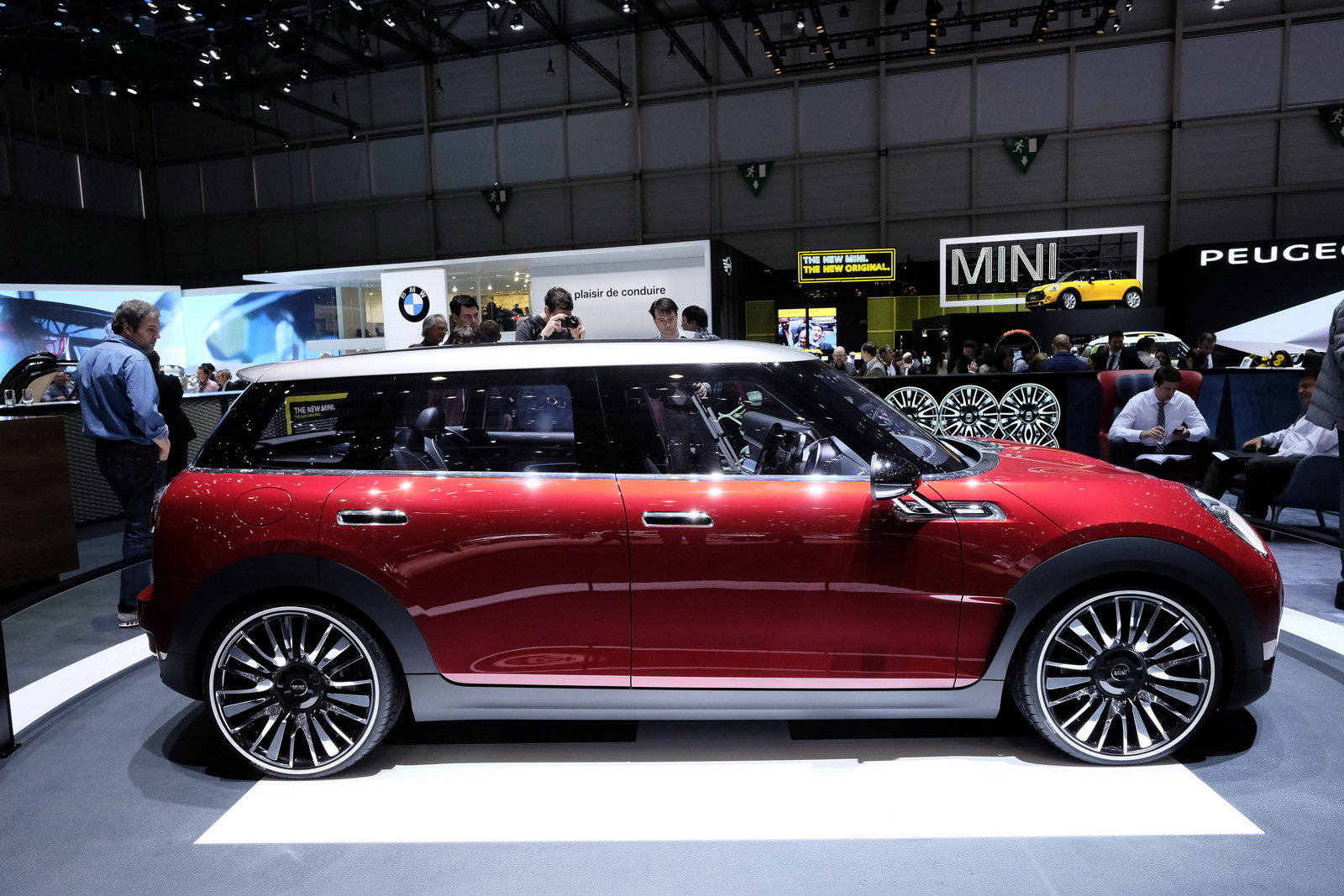 2014 mini clubman concept picture 545114 car review. Black Bedroom Furniture Sets. Home Design Ideas