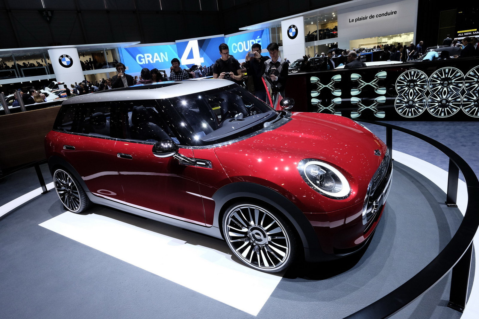 2014 mini clubman concept picture 545115 car review. Black Bedroom Furniture Sets. Home Design Ideas