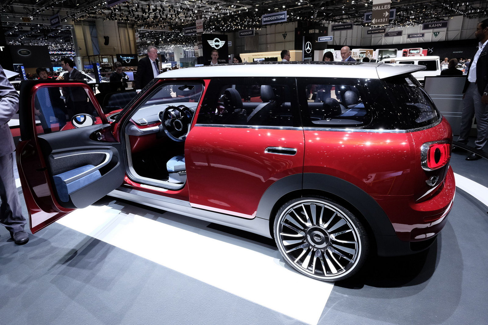 2014 mini clubman concept picture 545117 car review. Black Bedroom Furniture Sets. Home Design Ideas