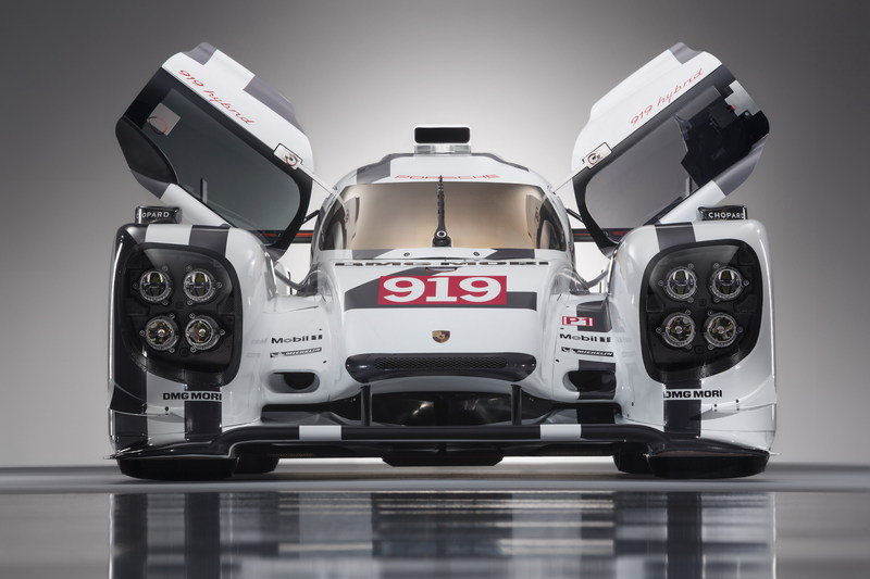 2015 Porsche 919 Hybrid High Resolution Exterior - image 544758