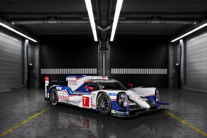 2014 Toyota Racing TS040 Hybrid High Resolution Exterior Wallpaper quality - image 547120