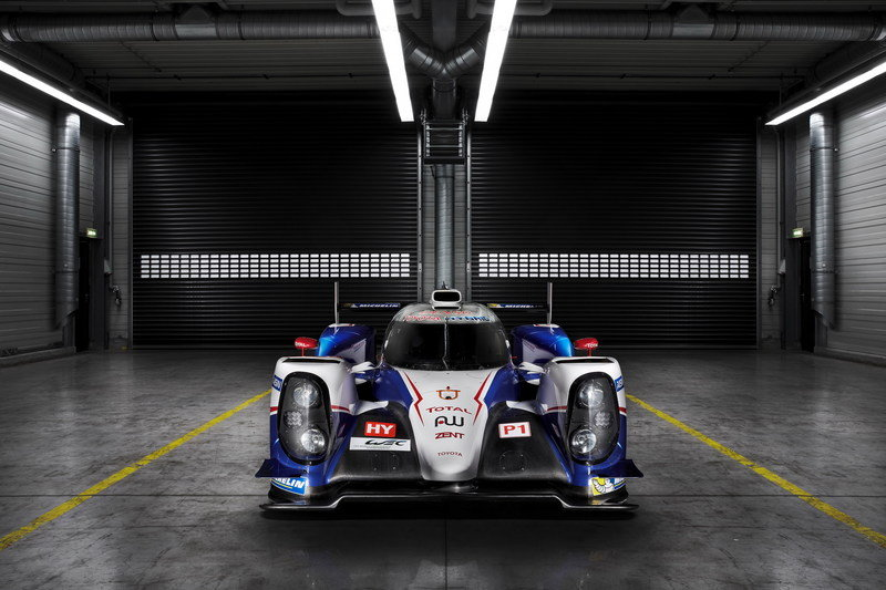2014 Toyota Racing TS040 Hybrid High Resolution Exterior - image 547121