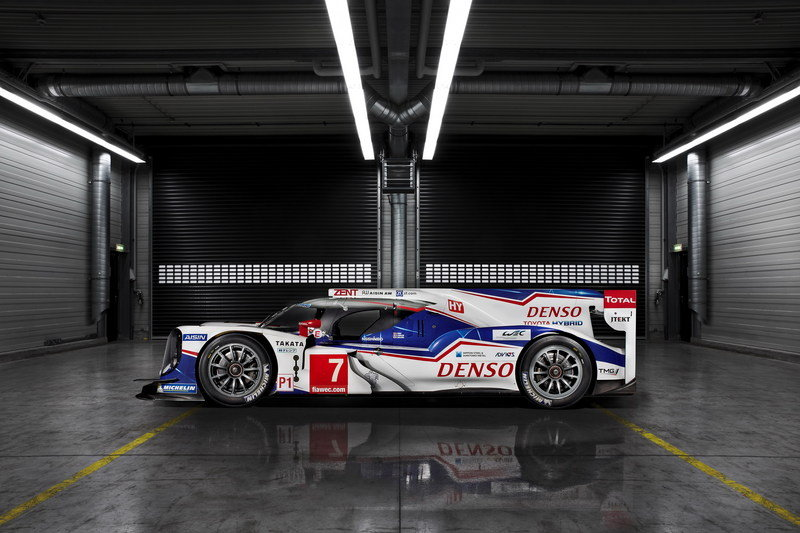 2014 Toyota Racing TS040 Hybrid High Resolution Exterior - image 547119