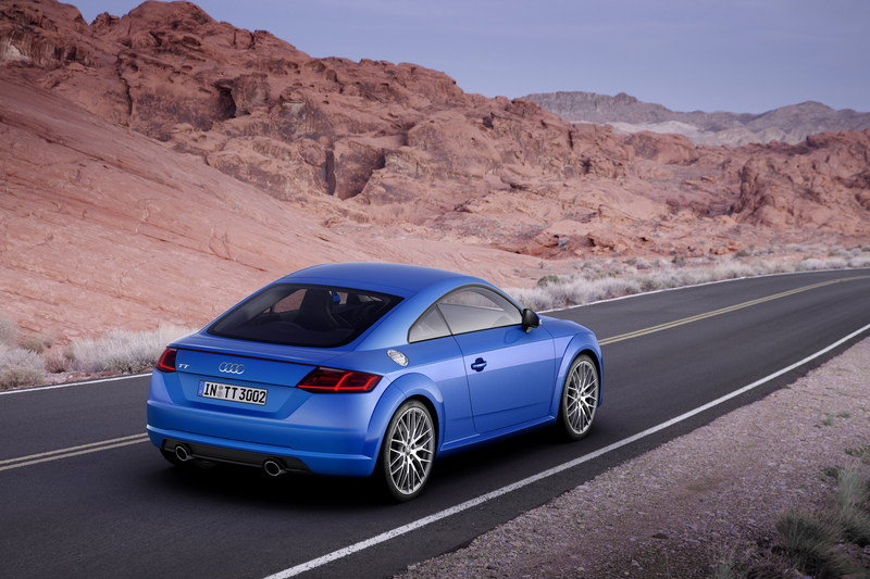 Be Prepared to Say Goodbye to the Audi R8 and TT High Resolution Exterior - image 544336