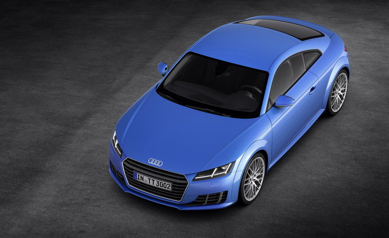 2016 - 2018 Audi TT High Resolution Exterior - image 544337