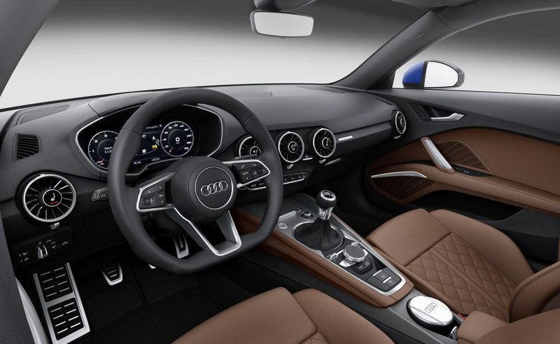 2016 - 2018 Audi TT High Resolution Interior - image 544345