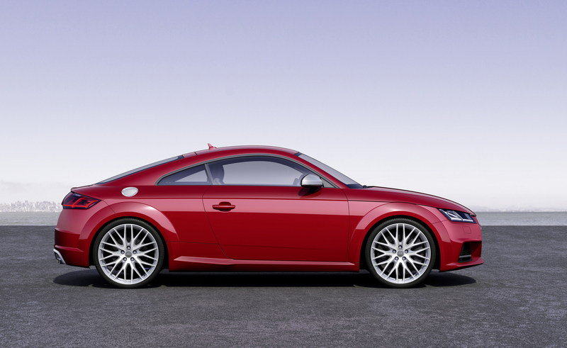 2016 - 2018 Audi TT High Resolution Exterior - image 544352