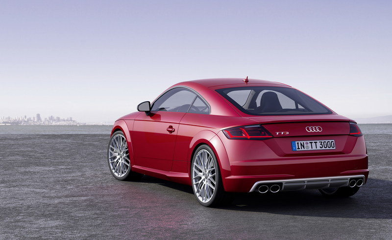 2016 - 2018 Audi TT High Resolution Exterior - image 544353