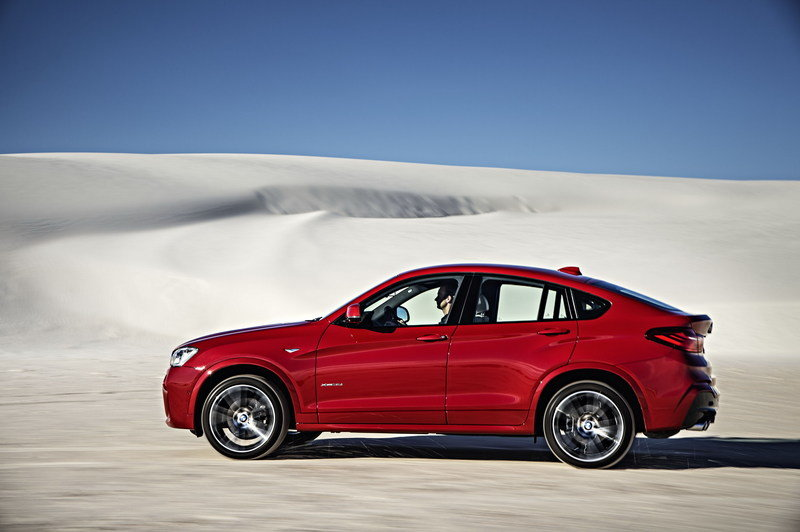 2015 BMW X4 High Resolution Exterior - image 545242