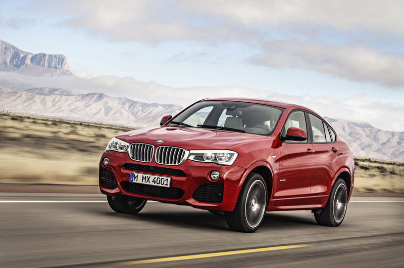 2015 BMW X4 High Resolution Exterior - image 545191