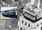 2015 Ford Mustang Will Celebrate its 50th Anniversary With Empire State Building Stunt - image 546910