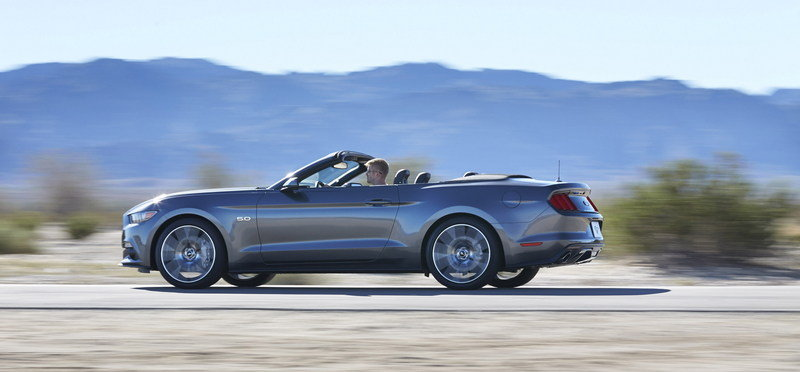 2015 Ford Mustang Will Celebrate its 50th Anniversary With Empire State Building Stunt Exterior - image 546912