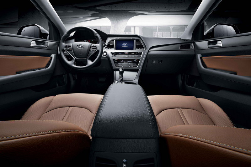 2015 Hyundai Sonata High Resolution Interior - image 546841