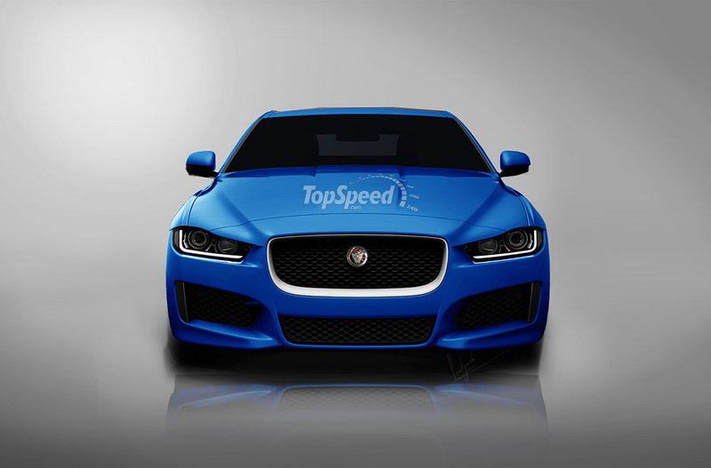 2017 Jaguar XE Exterior Computer Renderings and Photoshop - image 546144