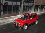 2015 Jeep Renegade - image 544566
