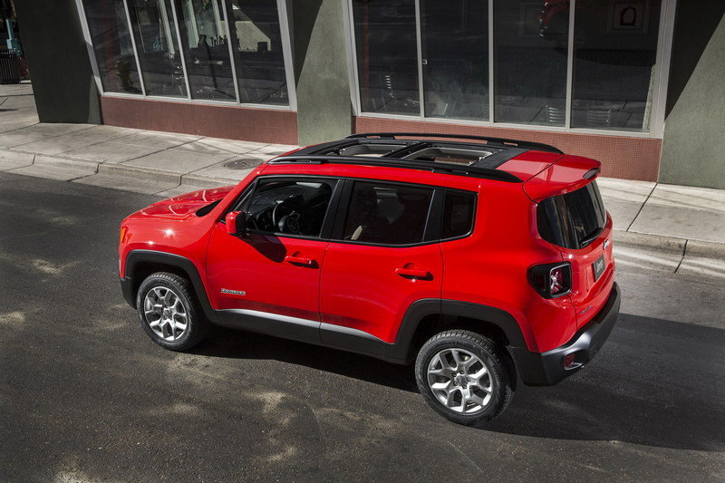 2015 Jeep Renegade High Resolution Exterior - image 544567