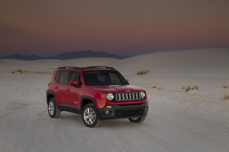 2015 Jeep Renegade High Resolution Exterior - image 544573