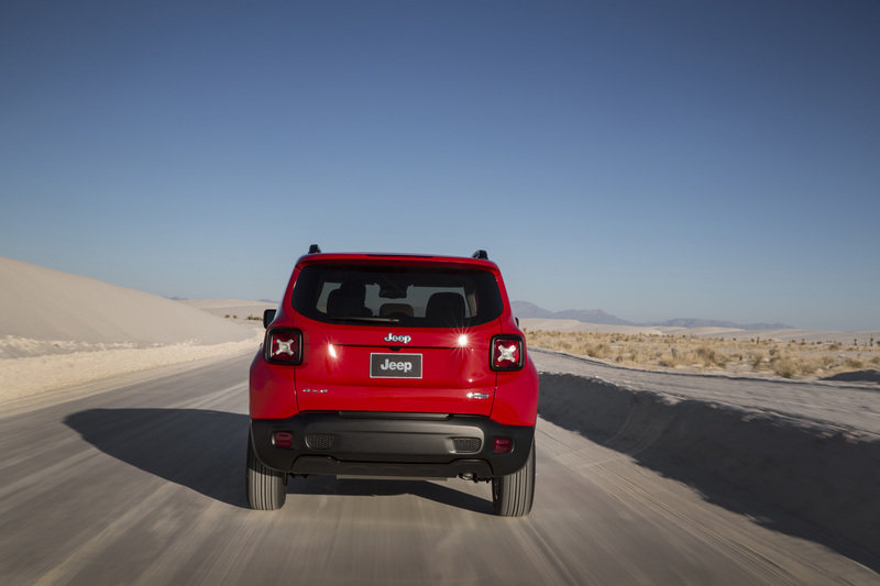 2015 Jeep Renegade High Resolution Exterior - image 544577