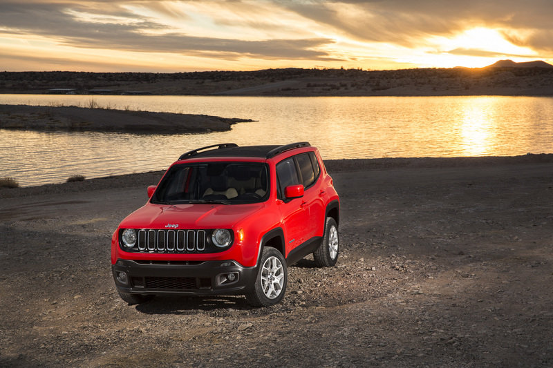 Think the Jeep Renegade is Small? There Could be an Even Smaller Jeep in the Works