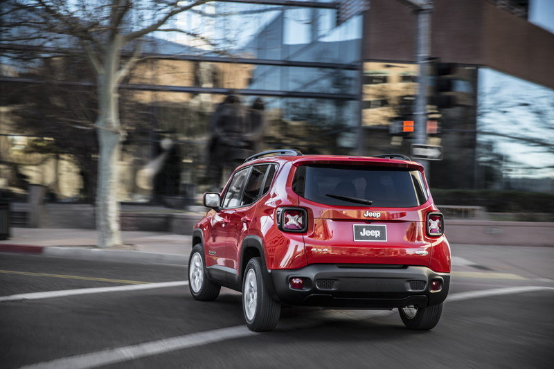 2015 Jeep Renegade High Resolution Exterior - image 544557