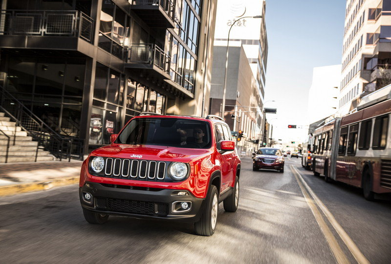 2015 Jeep Renegade High Resolution Exterior - image 544558