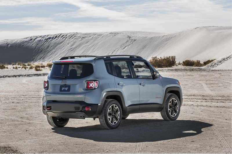 2015 Jeep Renegade High Resolution Exterior - image 544598